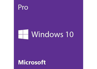 China Genuine Microsoft Windows 10 Pro COA Sticker Full Version Valid Lifetime Support factory