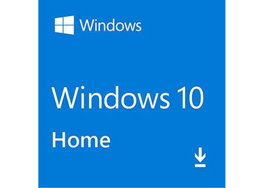 China Microsoft Windows 10 Home Key Code Download Free 32 64 bits USB Flash Drive DVD factory