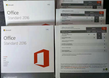 Multiple Language Microsoft Office Retail Box for 1 Windows PC Online Activation