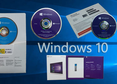 Win 10 Home Product Key 64 Bit DVD COA OEM Full Package Multi Language