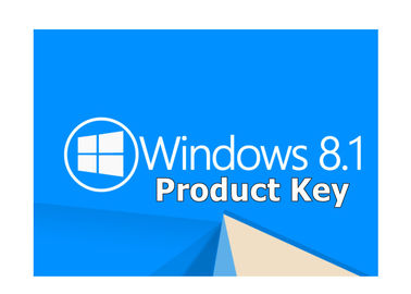 China Code Keys Windows 8.1 Pro Product Key 64 Bit 1 Year Lifetime Support factory