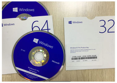 China Microsoft Windows 8.1 Product Key Code / Activation Product Key Windows 8.1 Pro factory