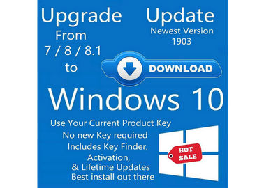 China Windows 10  Windows 8.1 Product Key Code Home Download Link Multiple Languages factory