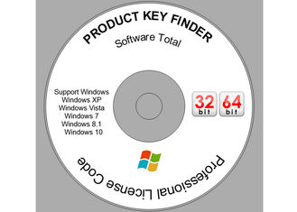 China Window XP Vista 7 10 Windows 8.1 Product Key Code FINDER CD Packing Lifetime factory
