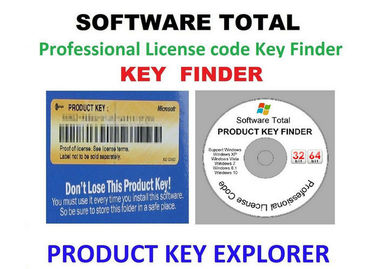 China Windows 8.1 Product Key Finder Explorer Fast Installation DVD CD Packaging factory
