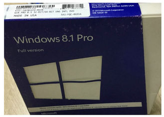 China Full Versions Windows 8.1 Pro Product Key Original Installation for 32 Bit 64 Bit factory