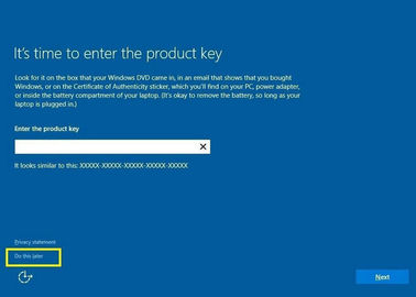 China OEM Pack Windows 8.1 Professional Installation Key / Windows 8.1 X64 Product Key factory