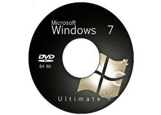 China Serial Windows 7 Home Premium 64 Bits 32 Bits Ultimate Software Operating factory