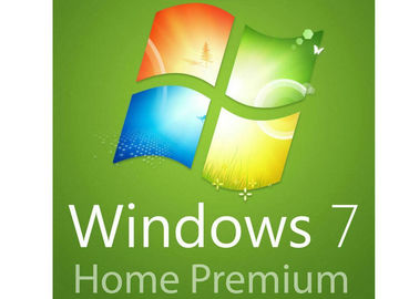 China Microsoft Windows 7 Home Premium 32 & 64 BiT OEM by E-Mail All Languages factory
