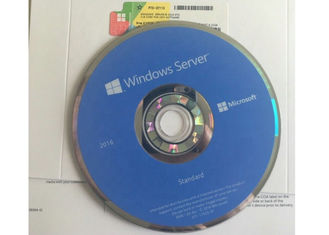 China 64 bits Licence Windows Server / DVD Package Microsoft Windows Server 2016 factory