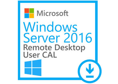 China Microsoft Windows Server 2016 Standard License RDS Remote Desktop Services 50 User CAL factory
