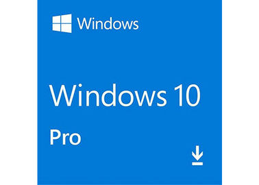 China Original Windows 10 Pro COA Sticker Online Activation Microsoft Many Languages factory