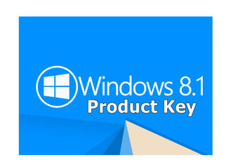 China Activated OEM COA License Sticker Windows 8.1 Professional Original Windows Win7 factory