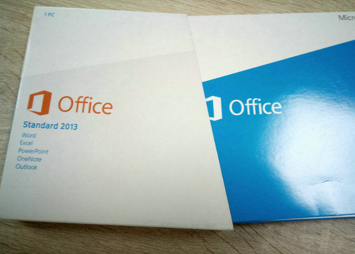 Global Lanugage Microsoft Office Retail Box / Microsoft Office 2013 Standard supplier
